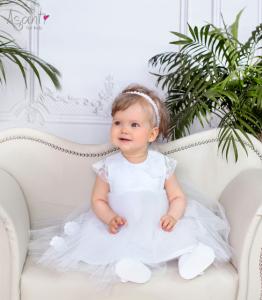 de5eac0e2480f6 Ubranka dziecięce na chrzest, sukienka do chrztu - komplety Dla ...
